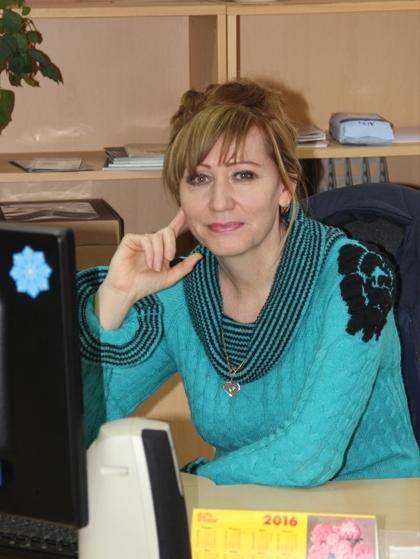Шарова Елена Витальевна